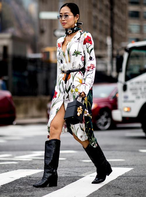 Best streetstyle looks @ Săptămâna Modei de la New York Spring/Summer 2019