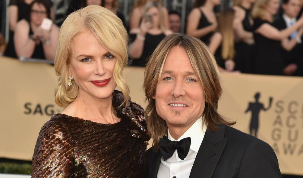Nicole Kidman ne arată încă o dată că are o relație perfectă cu soțul ei, Keith Urban