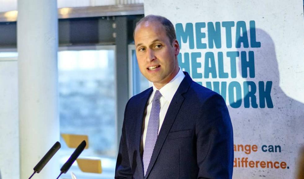 Prințul William vorbește despre propria luptă cu sănătatea mintală