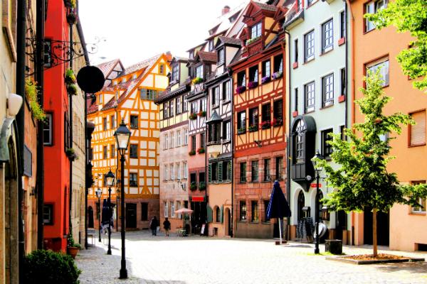 Orașe bavareze care par desprinse dintr-un basm