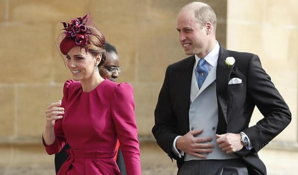 Ce ținută a purtat Kate Middleton la nunta Prințesei Eugenie