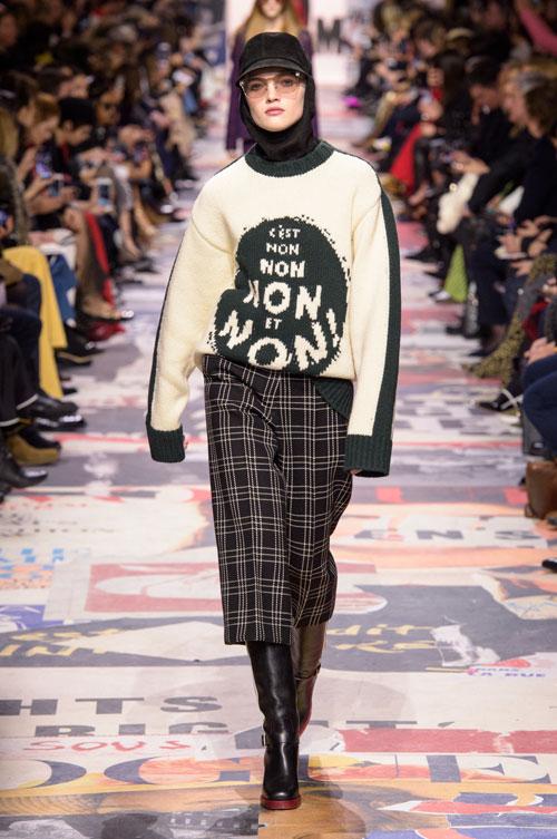 Christian Dior colecția toamnă-iarnă 2018-2019