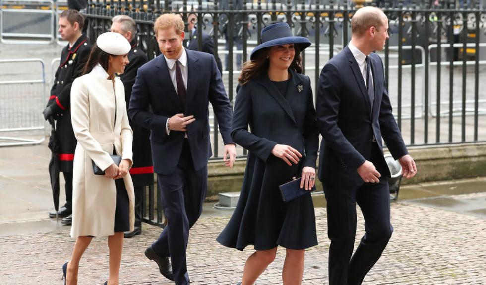 De ce trebuie Meghan Markle să stea mereu în spatele lui Kate Middleton