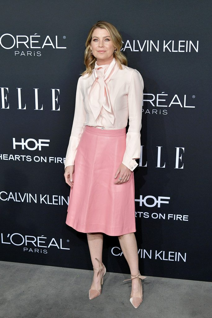 Vedete la evenimentul ELLE Women in Hollywood 2018 (GALERIE FOTO)