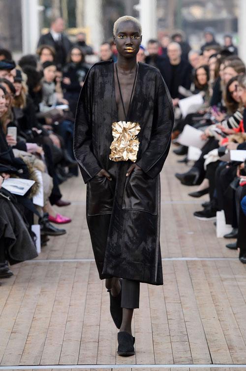 Guy Laroche colecția toamnă-iarnă 2018-2019