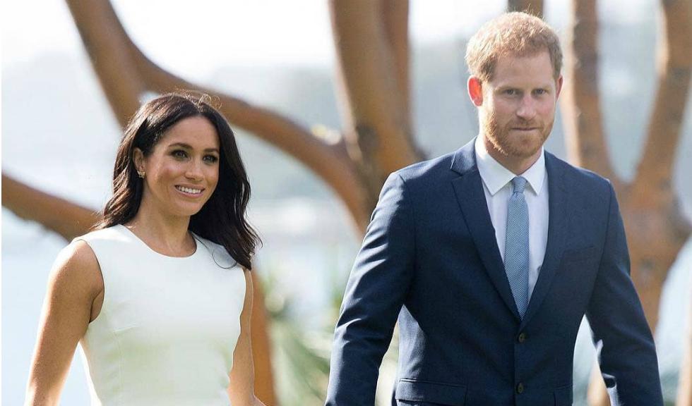 Meghan Markle și Prințul Harry au primit primul cadou pentru copil