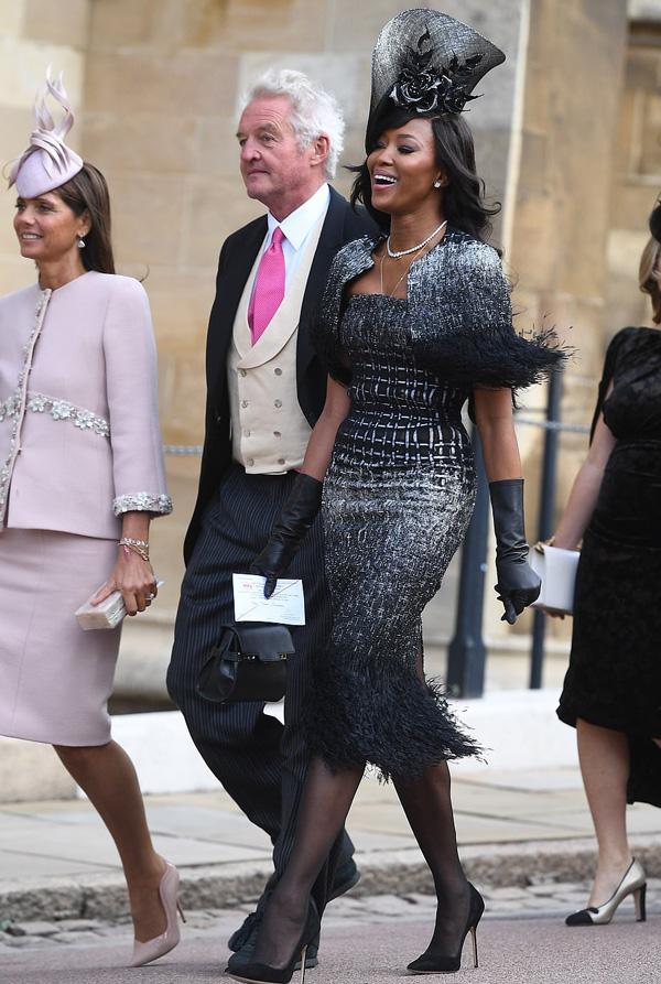Ce ținute au purtat celebritățile invitate la nunta Prințesei Eugenie