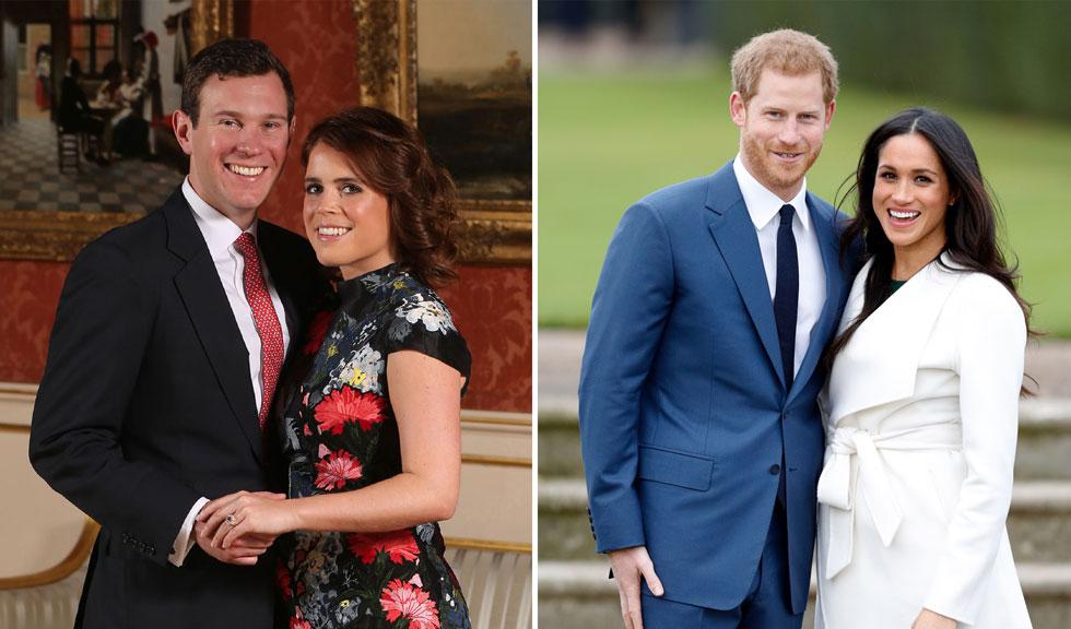 Meghan Markle și Prințul Harry nu vor fi prezenți la o parte din nunta Prințesei Eugenie