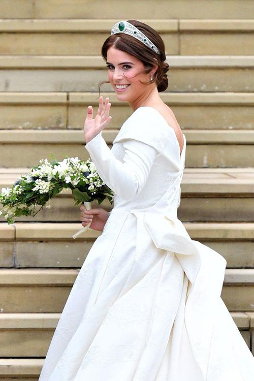 Nunta Prințesei Eugenie – toate imaginile pe care merită să le vezi