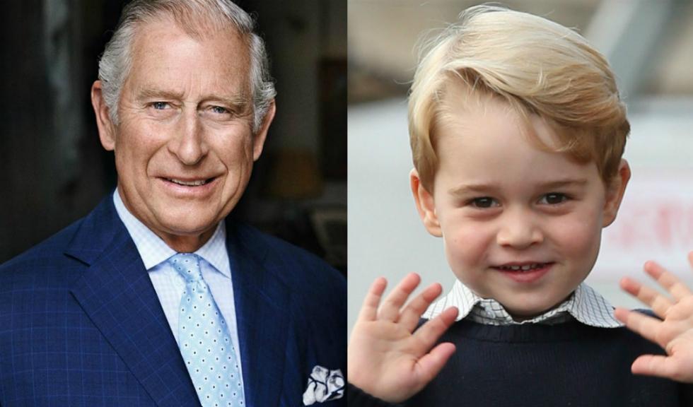 Prințul Charles i-a pregătit un cadou special primului său nepot, Prințul George, încă din prima zi de naștere