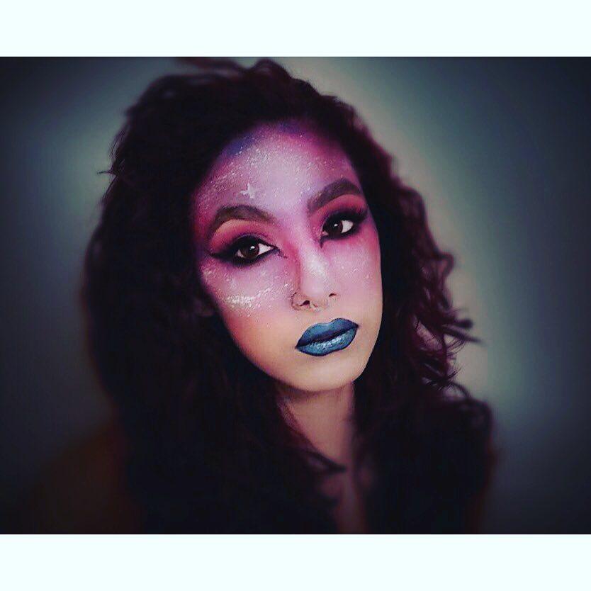 Celestial Makeup – machiajul perfect pentru Halloween