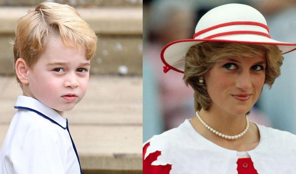 Prințul William dezvăluie modul adorabil în care Prințul George îi calcă pe urme Prințesei Diana
