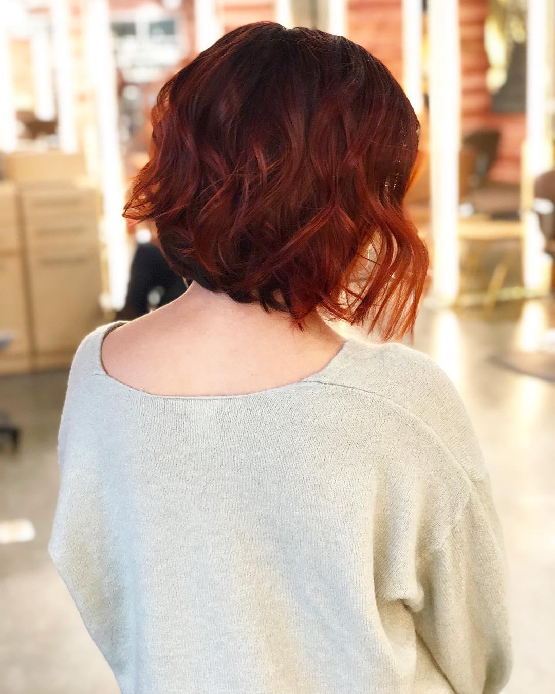 Red Velvet Hair, cel mai nou trend de hairstyling