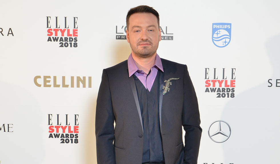 Alexandru Abagiu, la ELLE Style Awards 2018 (VIDEO)