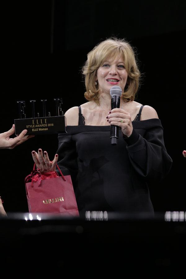 """CELLINI a acordat premiul special """"Elle Woman"""" 2018"""