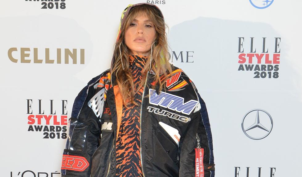 Corina, la ELLE Style Awards 2018 (VIDEO)