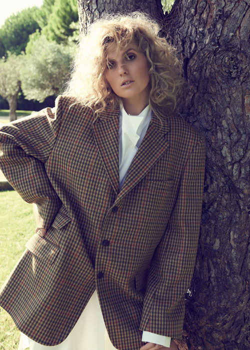 Editorial fashion: The Jacket