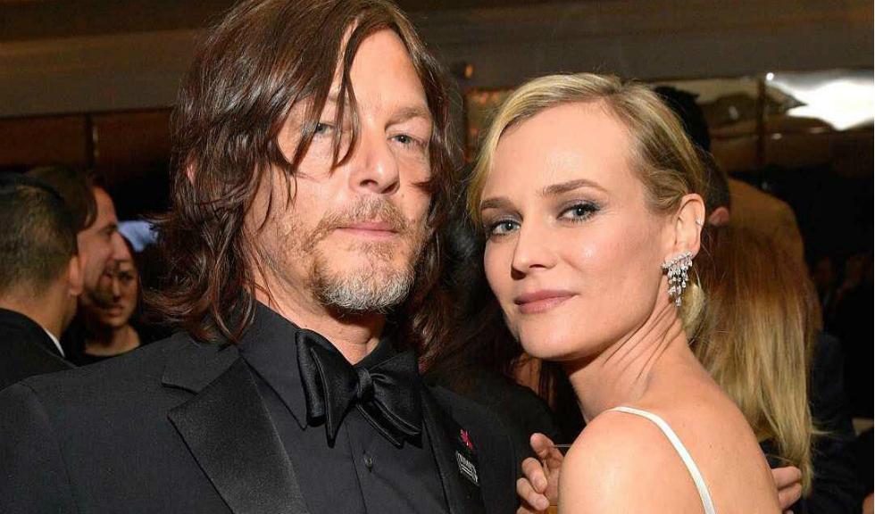 Diane Kruger și Norman Reedus au devenit părinți