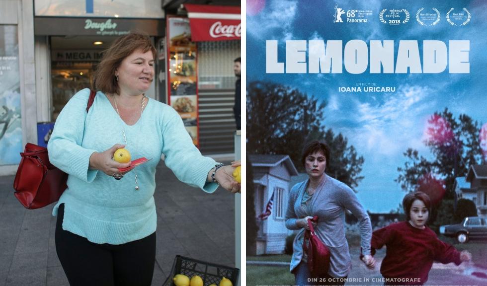 """ELLE Interviu: Ioana Uricaru – despre debutul în lungmetraj cu filmul """"Lemonade"""""""