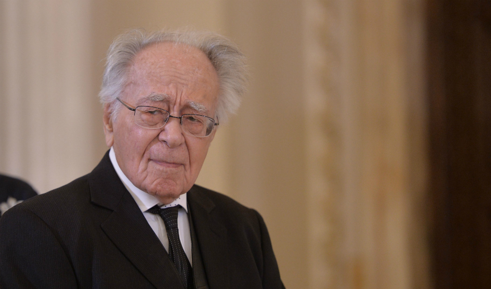 Filosoful Mihai Șora împlinește astăzi 102 ani