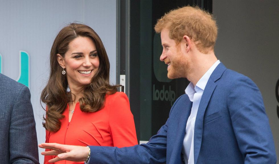 Kate Middleton i-a oferit Prințului Harry un cadou neobișnuit de Crăciun