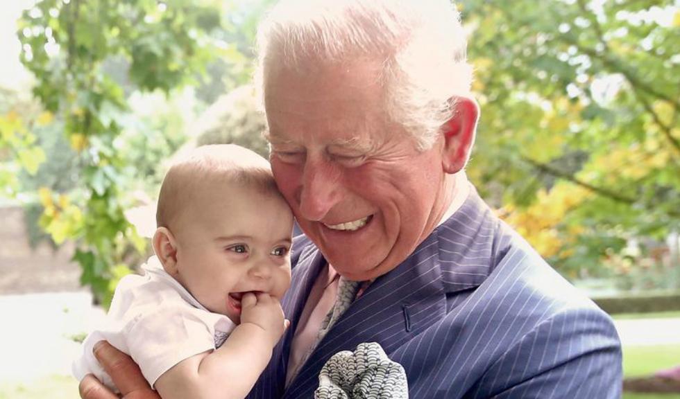 La 6 luni, Prințul Louis este deja un fashion icon