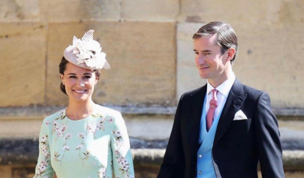 Pippa Middleton a ales numele pentru fiul ei și are o semnificație aparte
