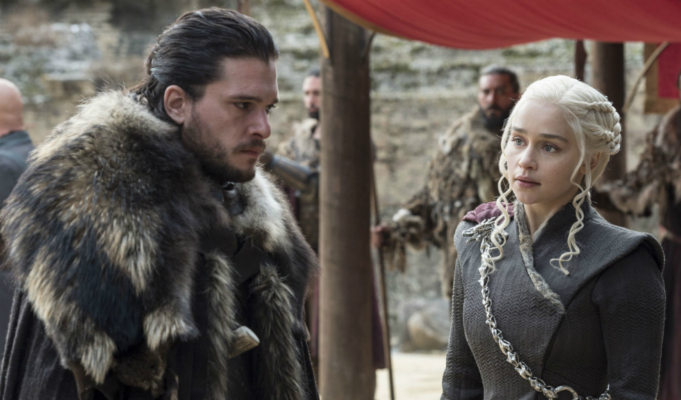 """Prima fotografie din ultimul sezon """"Game of Thrones"""" a fost dezvăluită"""