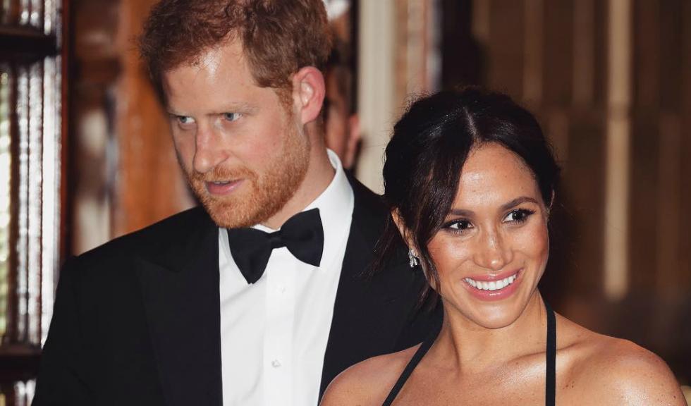 Prințul Harry și Meghan Markle au strălucit în timpul unei întâlniri la teatru