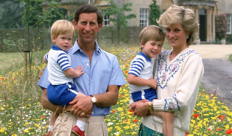 """Prințul Harry și Prințul William au moștenit un obicei """"ciudat"""" de la Prințul Charles"""