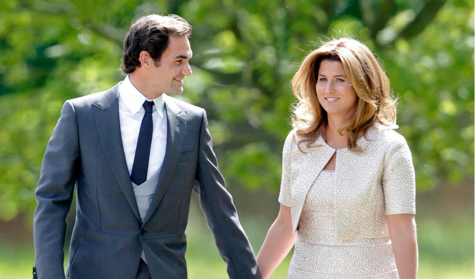 Roger Federer a dezvăluit că refuză să doarmă fără soția lui