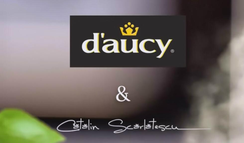 Salată de toamnă cu grâu spelta de la d'aucy. Din gama Superfoods – upgrade la ingrediente în bucătărie.