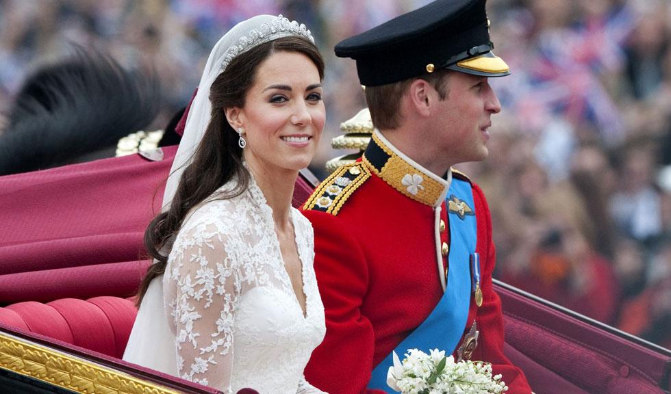 Kate Middleton a încălcat în ziua nunții o tradiție regală veche de 350 de ani