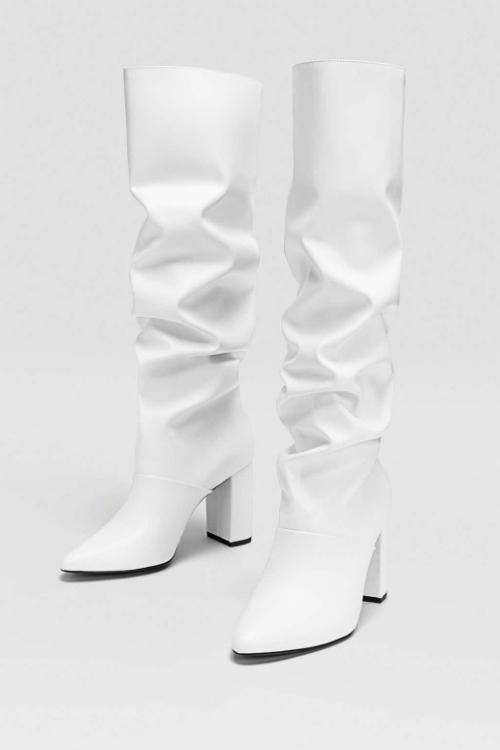 10 sugestii de cizme albe pentru o iarnă cu stil