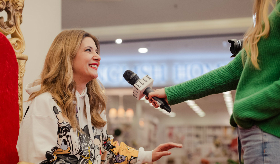 Amalia Enache, la ELLE Stylish Shopping Session (VIDEO)
