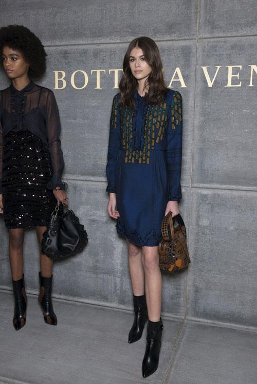 Bottega Veneta colecția toamnă-iarnă 2018-2019