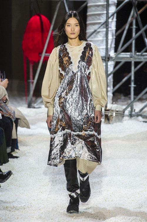 Calvin Klein colecția toamnă-iarnă 2018-2019