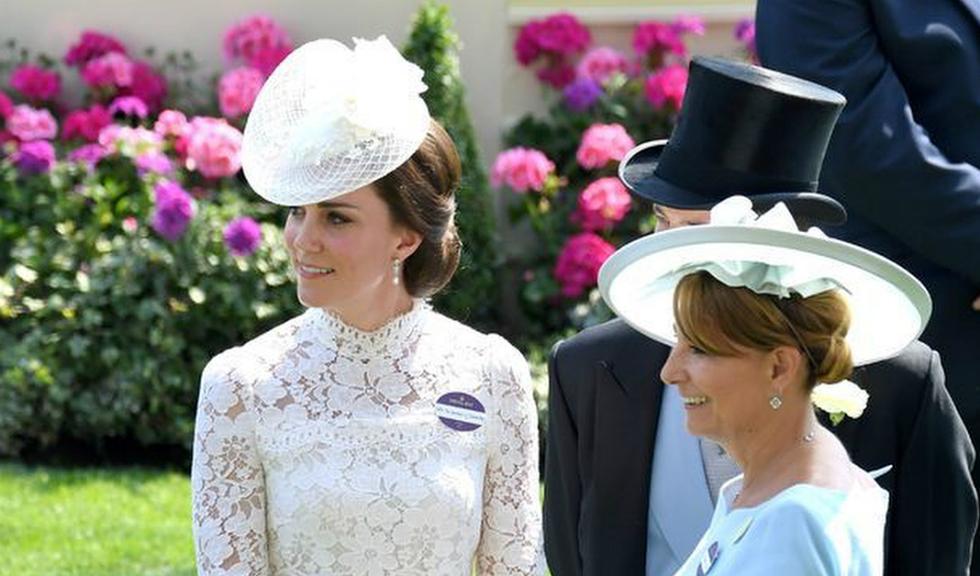 Carole Middleton, mama Ducesei de Cambridge, a dezvăluit tradiția adorabilă pe care o are de Crăciun pentru Prințul George și Prințesa Charlotte