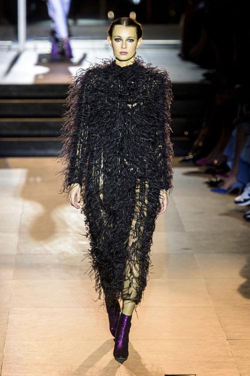 Carolina Herrera colecția toamnă-iarnă 2018-2019