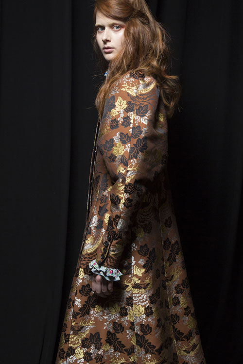 Jill Stuart colecția toamnă-iarnă 2018-2019