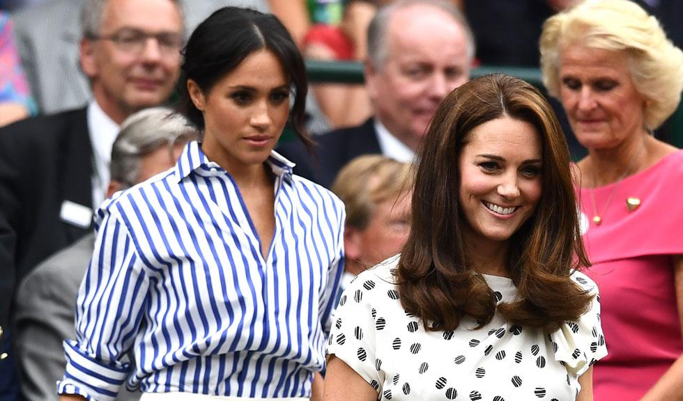 Primele declarații oficiale ale Palatului Buckingham despre conflictul dintre Kate Middleton și Meghan Markle