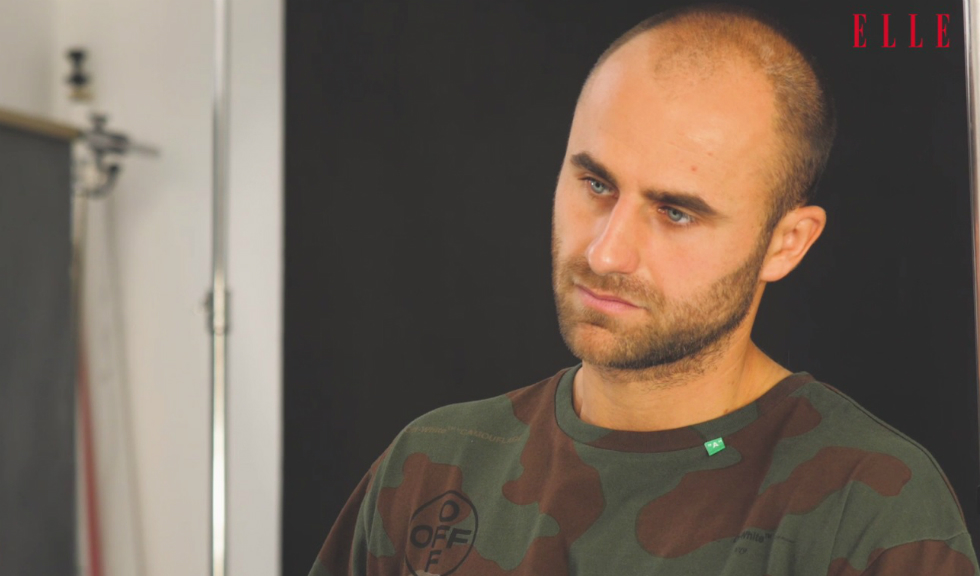 Making of: Interviu Marius Copil (VIDEO)