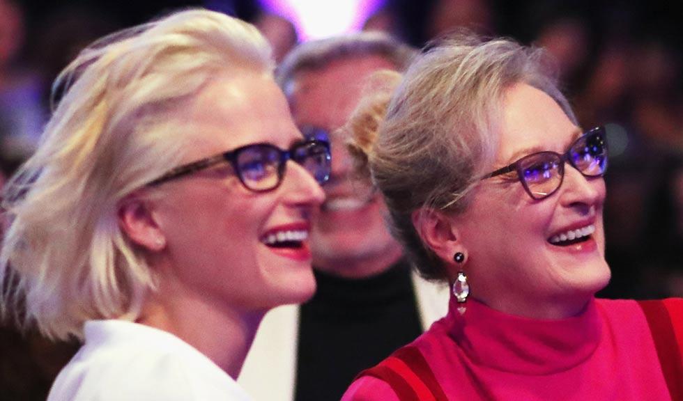 Meryl Streep va deveni bunică pentru prima dată