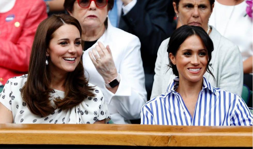 Meghan Markle și Kate Middleton au ales la evenimentul de Crăciun organizat de Regină rochii pe care le-au mai purtat în trecut