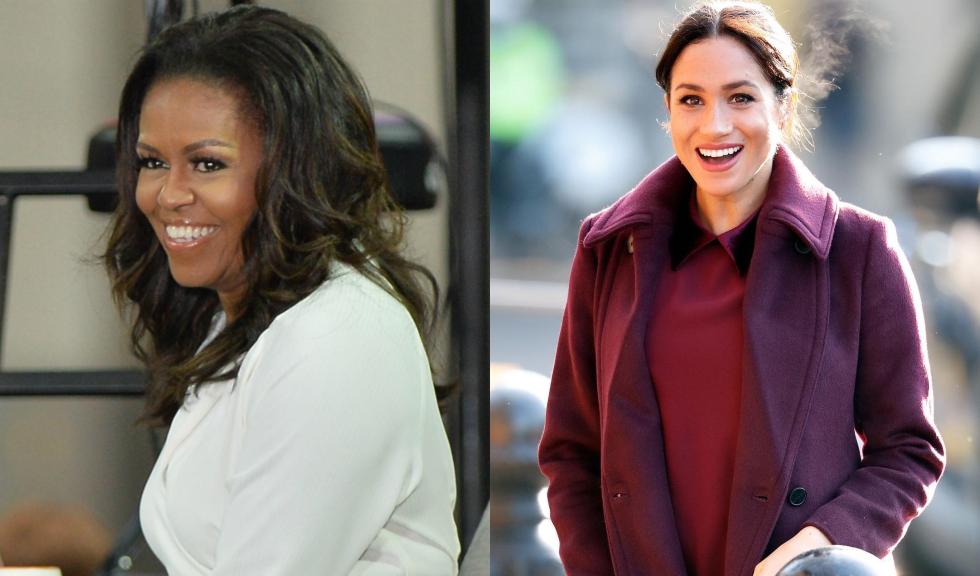 Michelle Obama a dezvăluit ce sfat i-ar da lui Meghan Markle