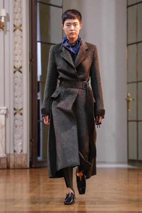 Victoria Beckham colecția toamnă-iarnă 2018-2019