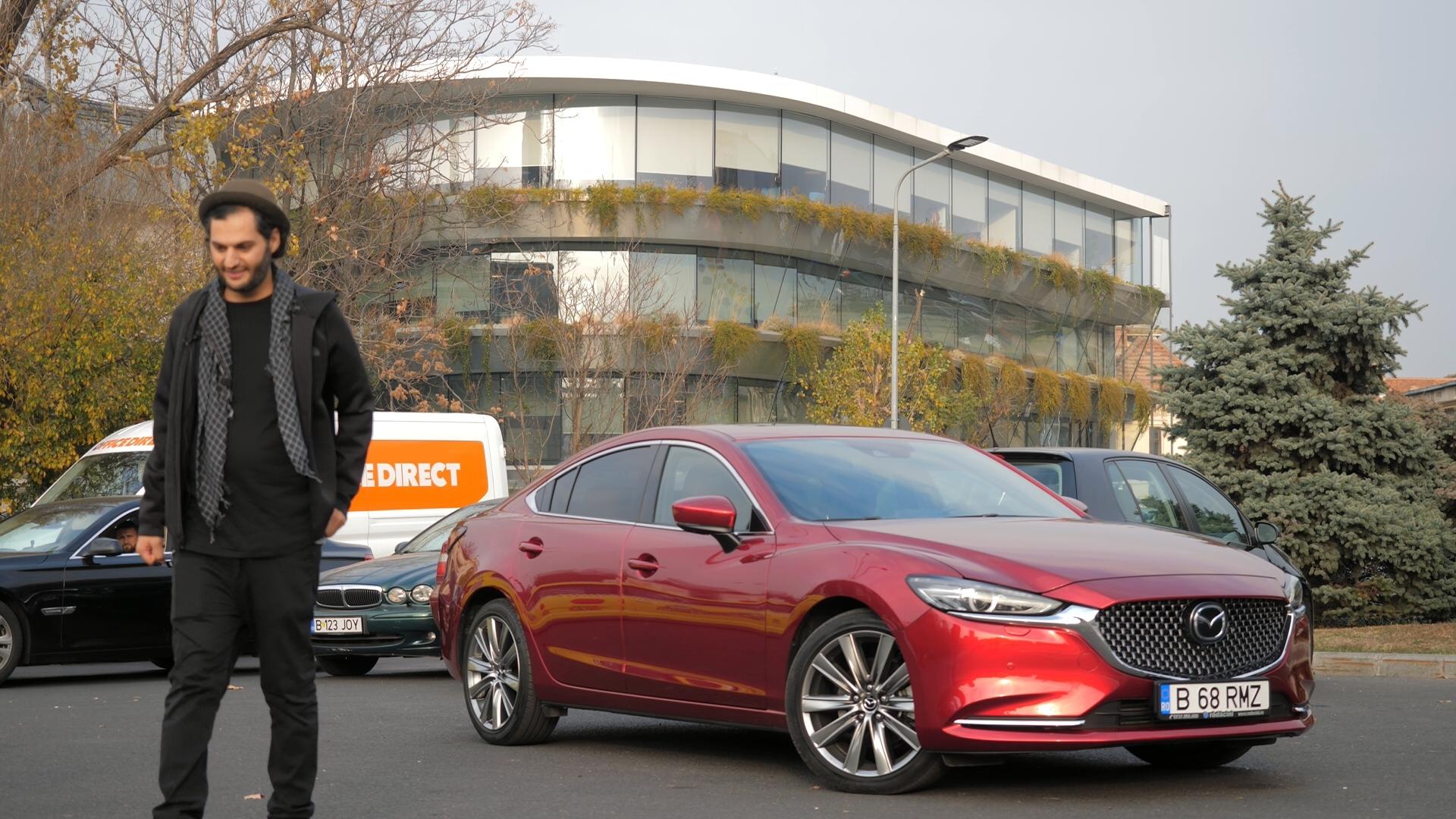 (P) Mazda 6: O mașină de designer