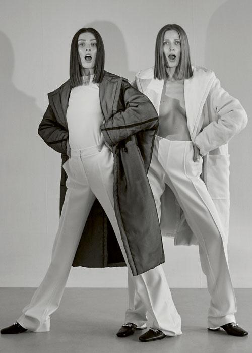 Editorial fashion: Twin Peaks