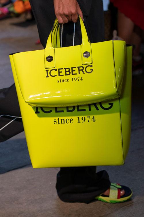 Iceberg colecția primăvară-vară 2019