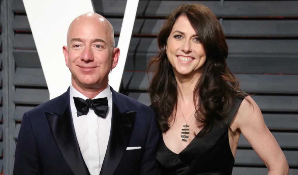 Jeff Bezos, cel mai bogat om din lume, divorțează după o căsnicie de 25 de ani